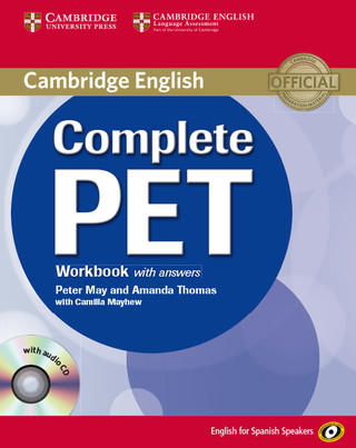 Complete PET Workbook