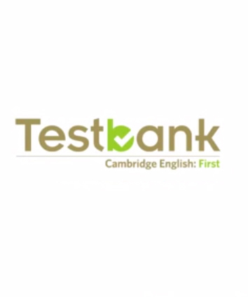 Testbank First
