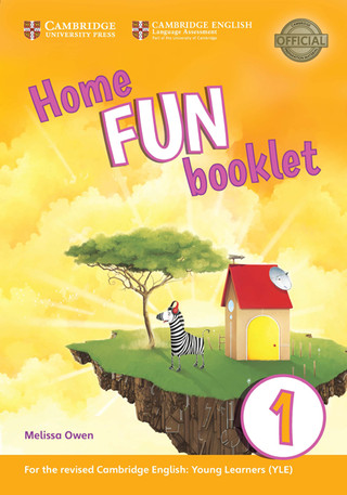 Home Fun Booklet