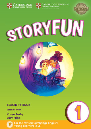 Storyfun 1 Teacher's Book