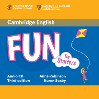 Fun for Starters 3rd ed Audio CDs