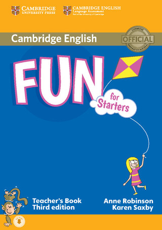 Fun for Starters 3rd ed Teacher's Book