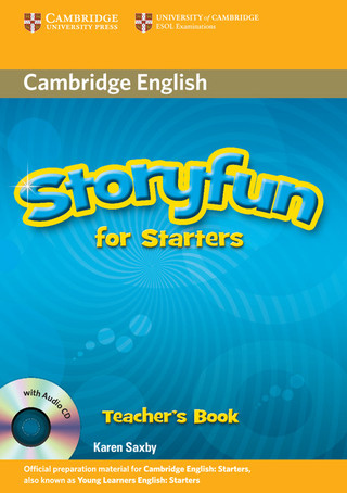 Storyfun for Starters Teacher's Book
