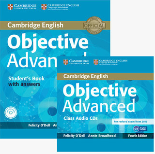 Objective Advanced Student's Book Pack