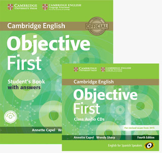 Objective First Self-Study Pack