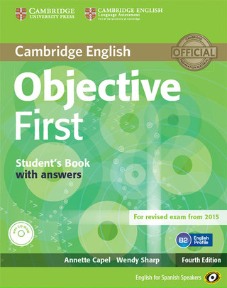 Objective First Student's Book