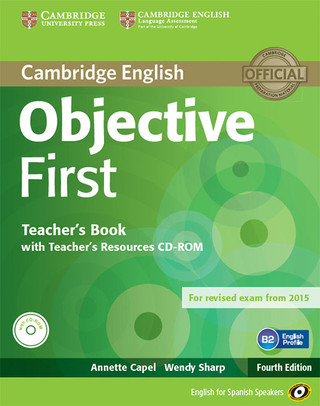 Objective First Teacher's Book