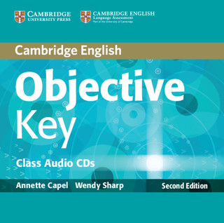 Objective Key Class Audio CDs