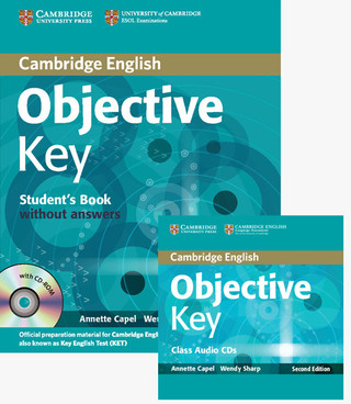 Objective Key SelfStudy Pack