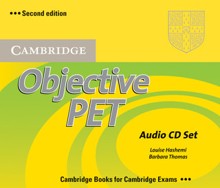 Objective PET Class Audio CDs
