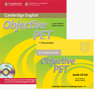 Objective PET Student's Book Pack