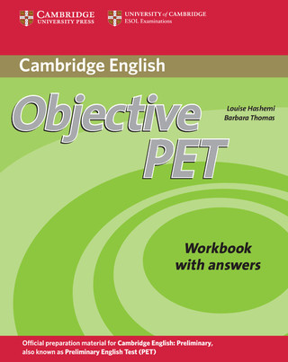 Objective PET Workbook