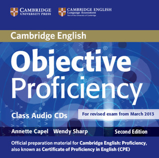 Objective Proficiency Class Audio CDs