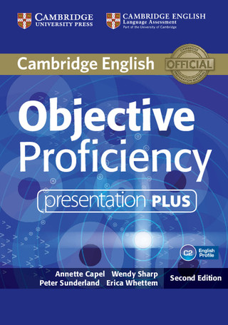 Objective Proficiency Presentation Plus