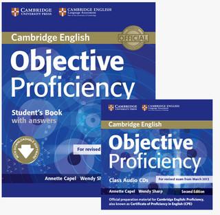 Objective Proficiency 2nd Edition | Cambridge University