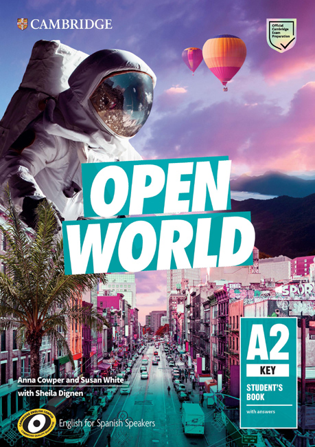 Open World | Cambridge University Press España