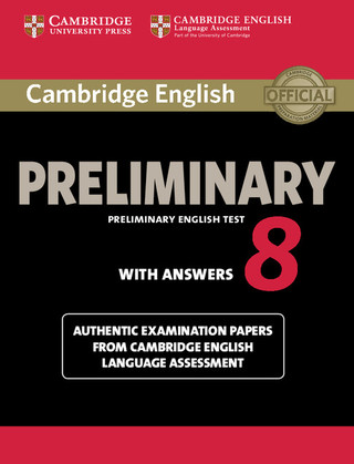 Practice Test Preliminary 8