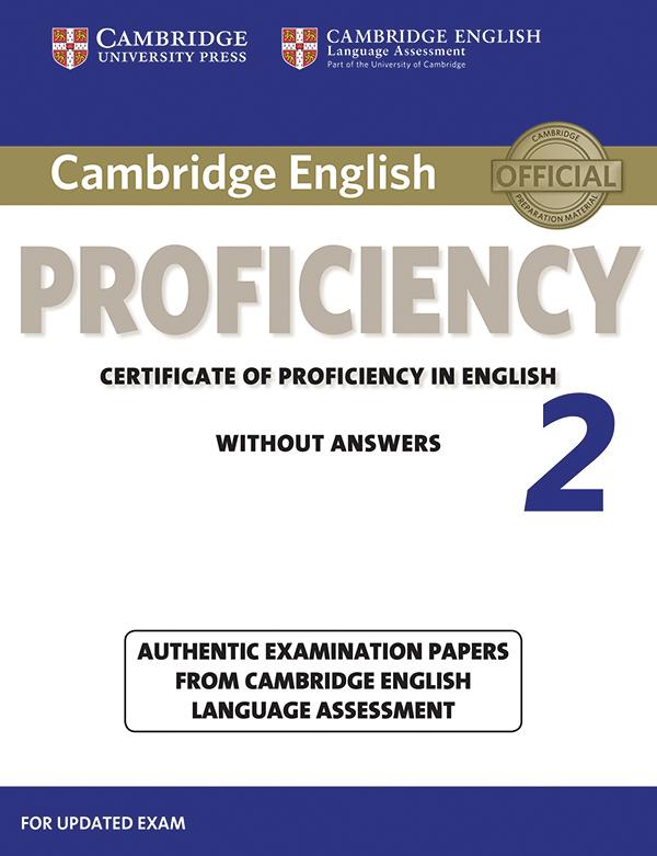 C2 Proficiency Practice Tests | Cambridge University Press Spain