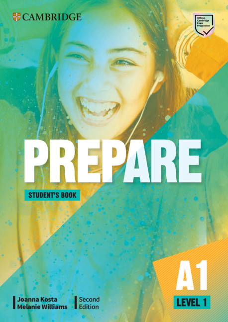 Prepare1 Student's Book_2ndEd