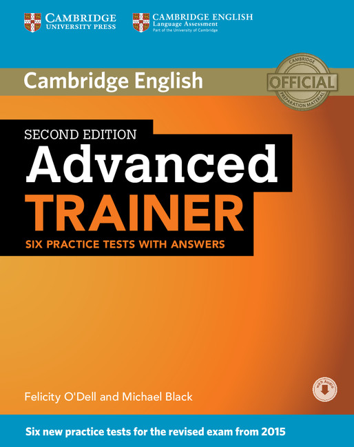 Advanced Trainer 2nd ed