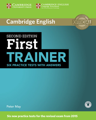 First Trainer 2nd ed