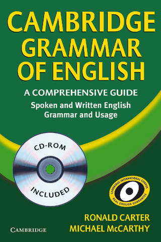 Camb Grammar of English