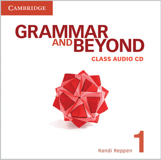 Grammar and Beyond Class Audio CDs