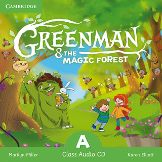 Greenman Audio CD
