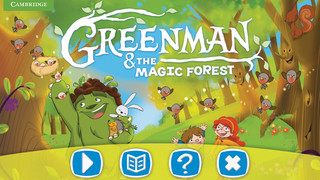 Greenman Digital Forest