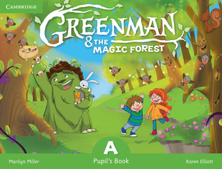 Greenman Pupil's Book A