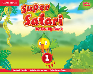 Super Safari Activity Book