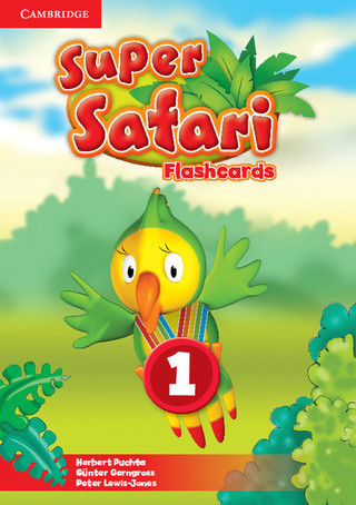 Super Safari Flashcards