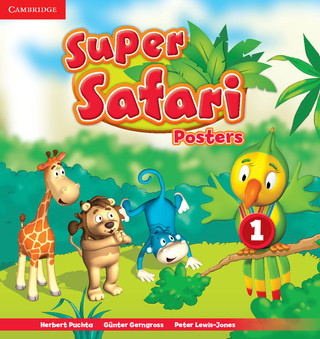 Super Safari Posters