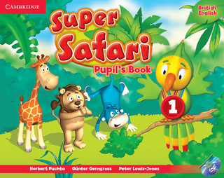 Super Safari Pupil's Book