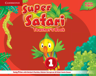 Super Safari Teacher's Book