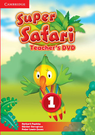 Super Safari Teacher's DVD