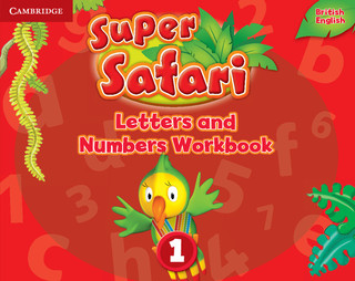 SuperSafari_Letters and Numbers Workbook