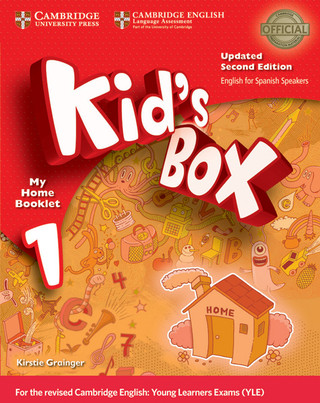 Kid's Box My Home Booklet