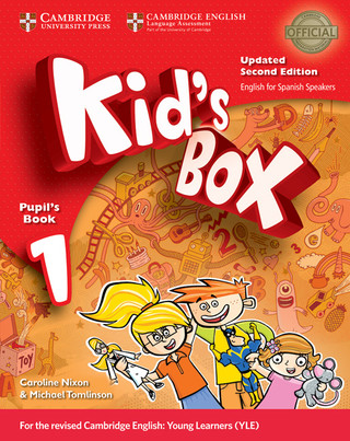 Kid's Box Pupil's Book
