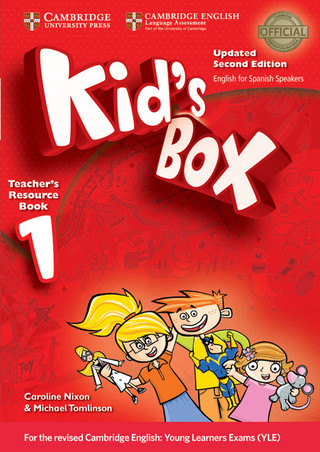 Kid's Box Teacher's Resource Book