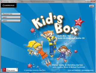 Kid's Box - Tests CDROM