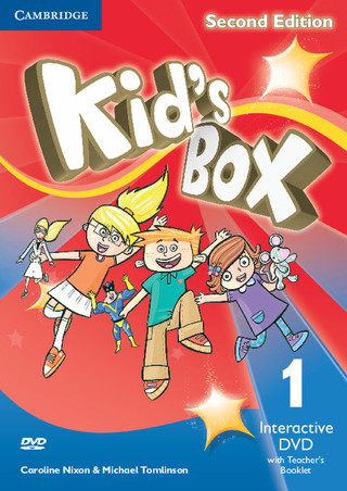 Kid's Box Interactive DVD