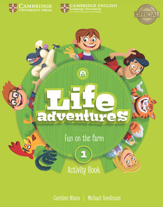 Life Adventures 1 Activity Book