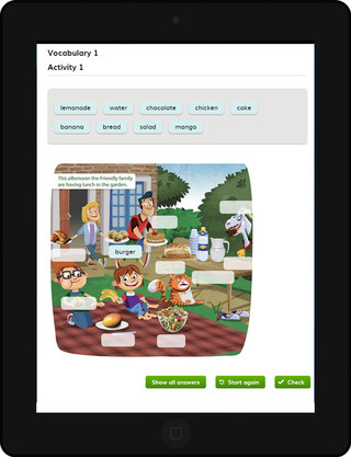 Life Adventures 1 Online Activities