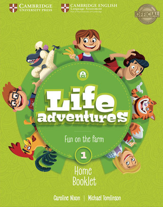 Life Adventures Home Booklet