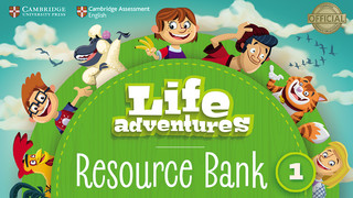 Life Adventures Resource Bank 1