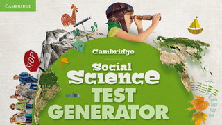 Social Science Test Generator