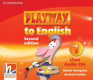 Playway Class Audio CDs