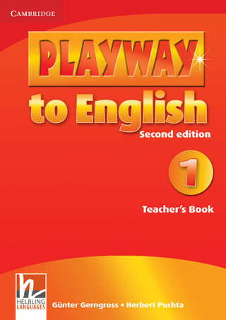 Playway Teacher's Book