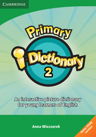 Primary i-Dictionary CDROM